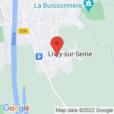 Carte / Plan Livry-sur-Seine