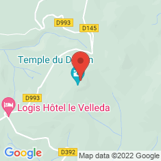 Carte / Plan Donon