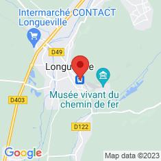 Carte / Plan Gare de Longueville