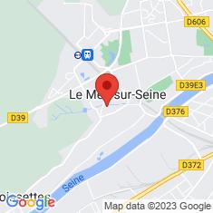Carte / Plan Le Mée-sur-Seine