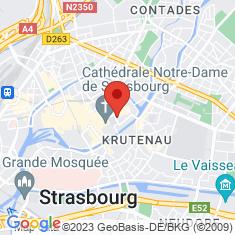 Carte / Plan Place du Marché Gayot