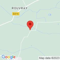 Carte / Plan Maison forte des Époisses