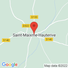 Carte / Plan Saint-Maixme-Hauterive