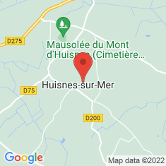 Carte / Plan Huisnes-sur-Mer