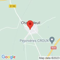 Carte / Plan Champdeuil