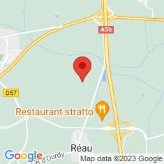 Carte / Plan Réau