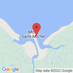 Carte / Plan Fortifications du Mont-Saint-Michel