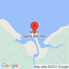 Carte / Plan Le Mont-Saint-Michel