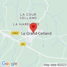 Carte / Plan Le Grand-Celland