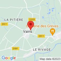 Carte / Plan Vains
