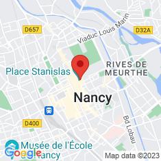 Carte / Plan Place Stanislas