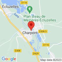 Carte / Plan Charpont