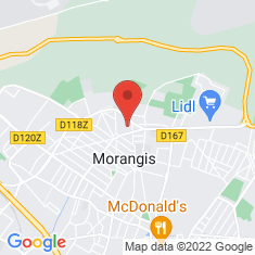 Carte / Plan Morangis (Essonne)
