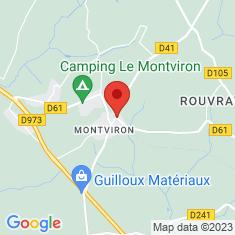 Carte / Plan Montviron