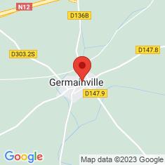 Carte / Plan Germainville