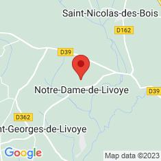 Carte / Plan Notre-Dame-de-Livoye