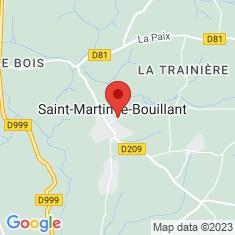 Carte / Plan Saint-Martin-le-Bouillant