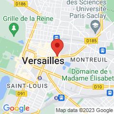 Carte / Plan Versailles