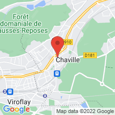 Carte / Plan Chaville