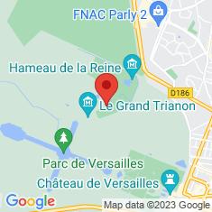 Carte / Plan Théâtre de la Reine