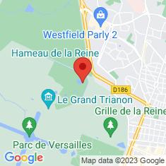 Carte / Plan Hameau de la Reine