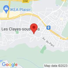 Carte / Plan Les Clayes-sous-Bois