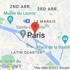 Carte / Plan Paris