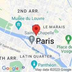 Carte / Plan Châtelet (métro de Paris)