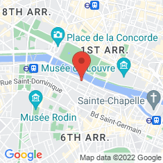 Carte / Plan Musée d'Orsay