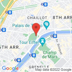 Carte / Plan Aquarium de Paris - Cinéaqua