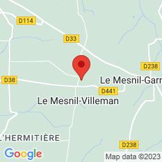 Carte / Plan Le Mesnil-Villeman