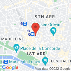 Carte / Plan Opéra Garnier