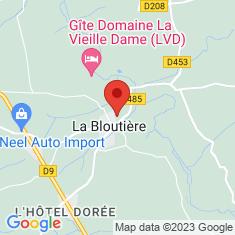 Carte / Plan La Bloutière
