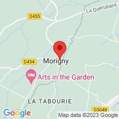 Carte / Plan Morigny (Manche)