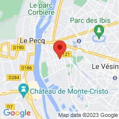 Carte / Plan Le Pecq