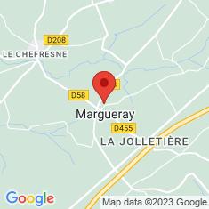 Carte / Plan Margueray