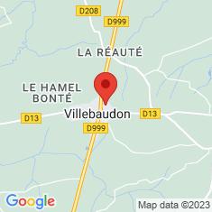 Carte / Plan Villebaudon