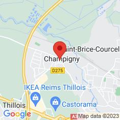 Carte / Plan Champigny (Marne)