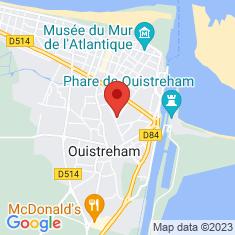 Carte / Plan Ouistreham