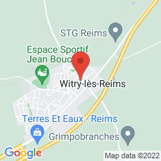 Carte / Plan Witry-lès-Reims