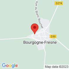 Carte / Plan Mausolée de Bourgogne