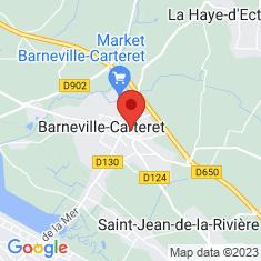 Carte / Plan Plage de la Vieille église