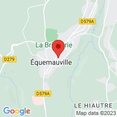 Carte / Plan Équemauville