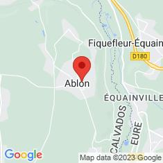 Carte / Plan Ablon