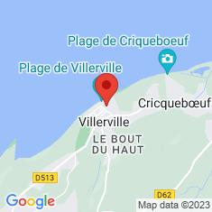 Carte / Plan Villerville