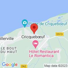 Carte / Plan Cricquebœuf