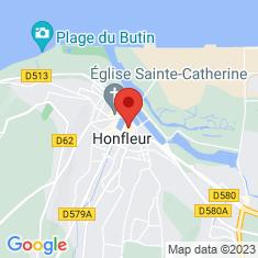 Carte / Plan Manoir de Roncheville