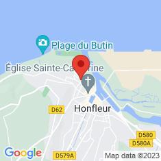 Carte / Plan Maisons Satie