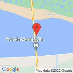 Carte / Plan Pont de Normandie