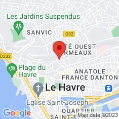 Carte / Plan Chapelle Saint-Michel d'Ingouville